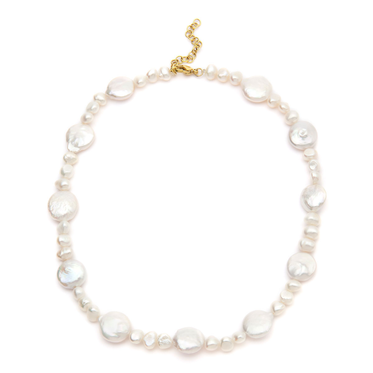 Amber Sceats Freshwater Pearl Leah Necklace